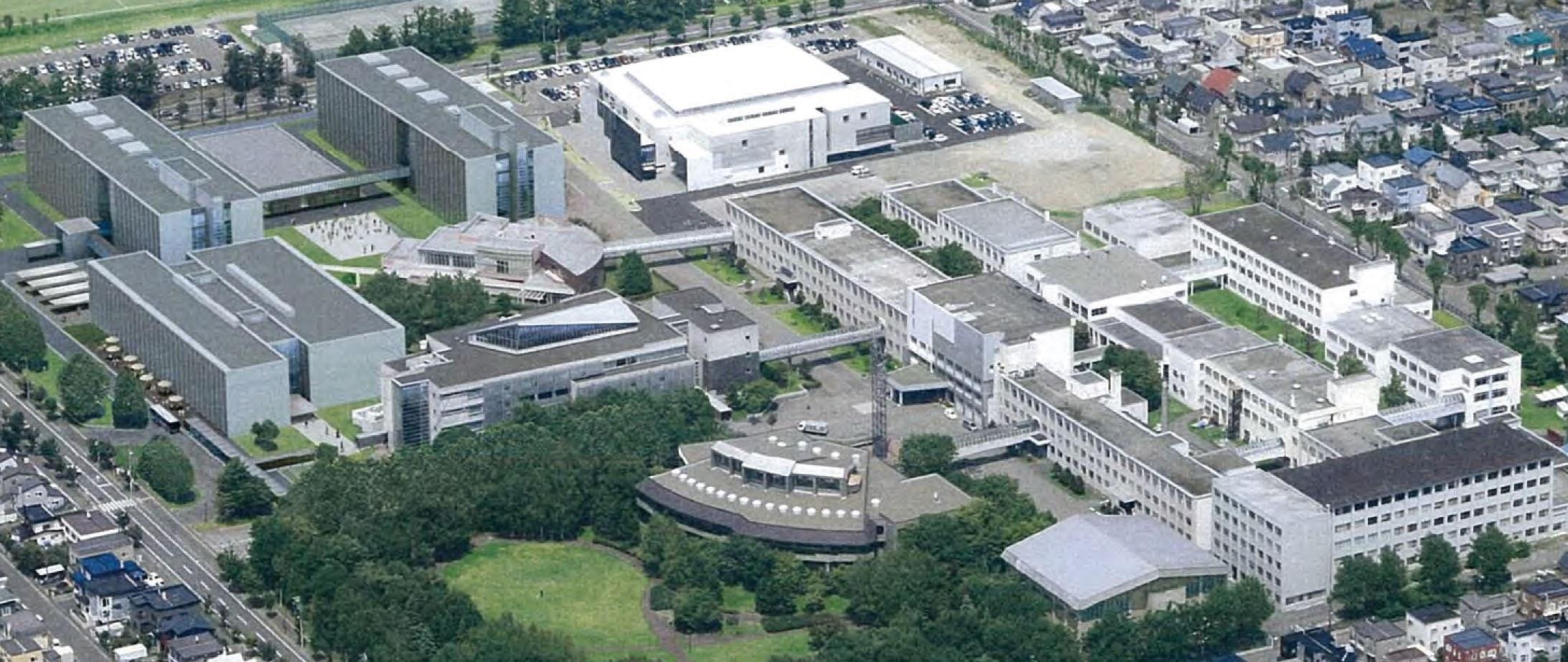 北海道科学大学 ※現校名:北海道工業大学