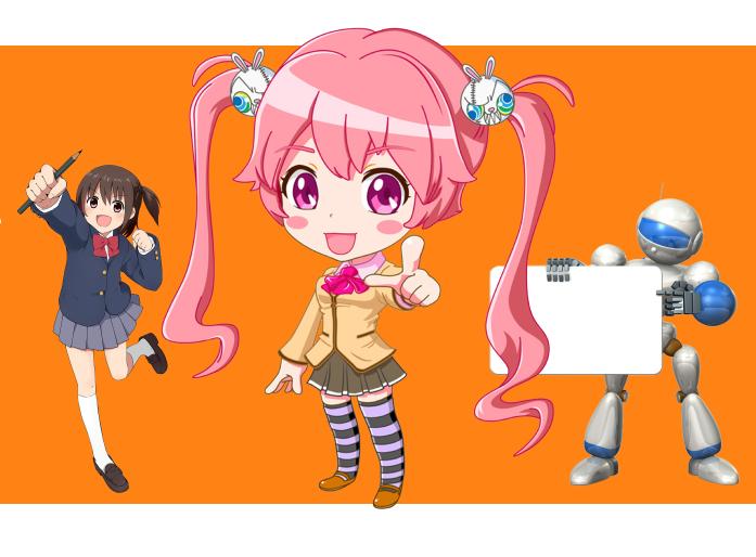 北海道情報専門学校(キャラクターデザインコース)